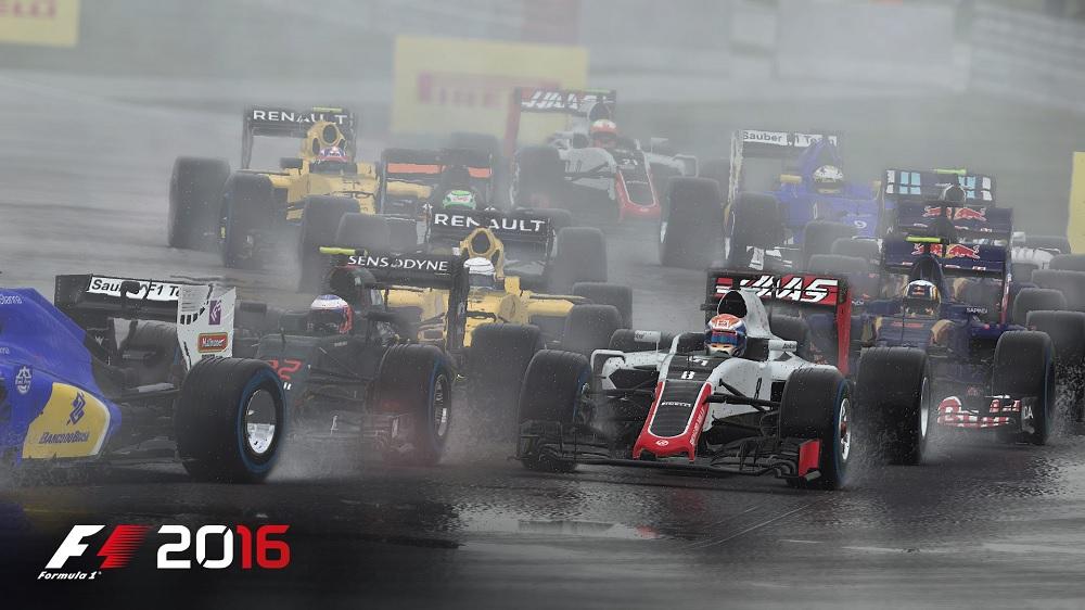 F1 2016 Türkçe Yama