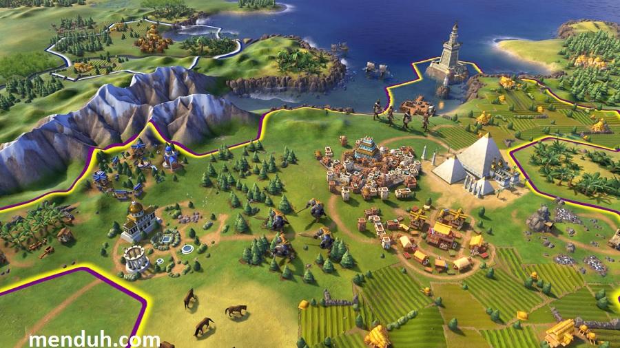 Civilization 6 Türkçe yama
