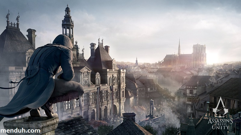 Assassins Creed Unity Türkçe Yama