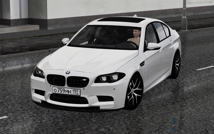 CCD BMW M5 Araba Modu
