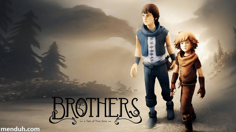Brothers A Tale of Two Sons Türkçe Yama