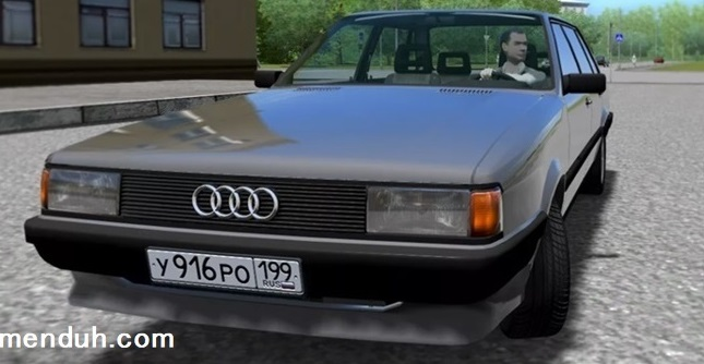 CCD Audi 80 Araba Modu