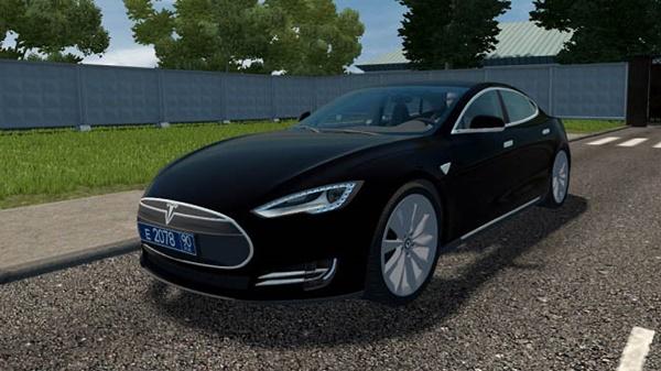 CCD Tesla Model S Modu