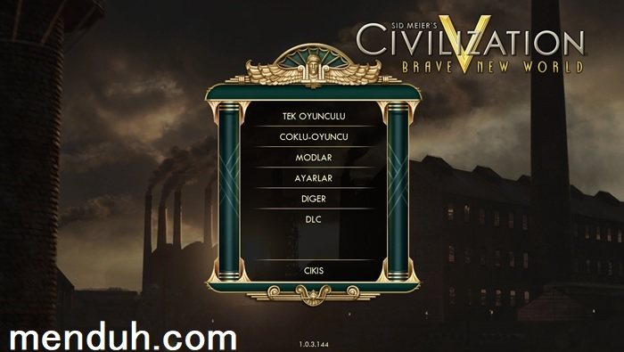 Civilization 5 Türkçe Yama