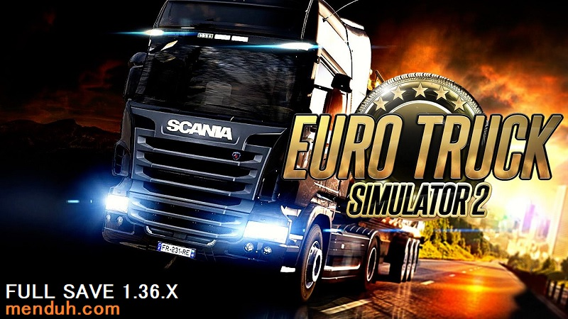 ETS 2 Full Save