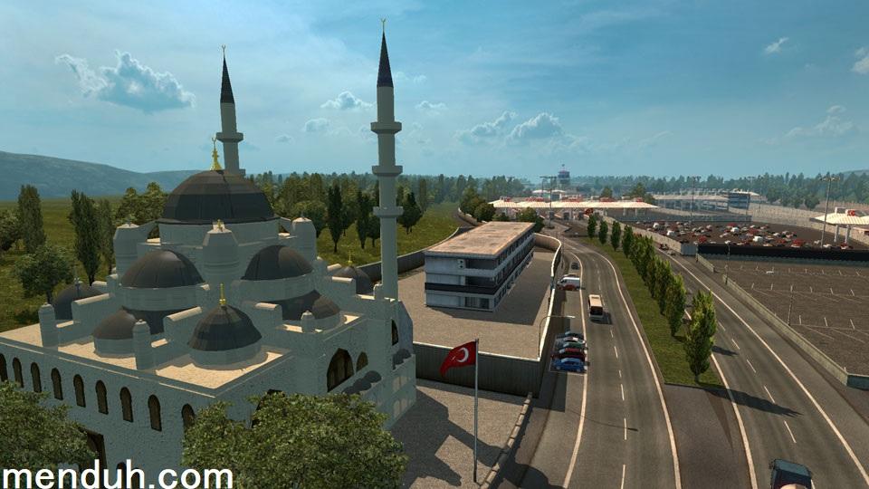 ETS 2 Türkiye Haritası Modu