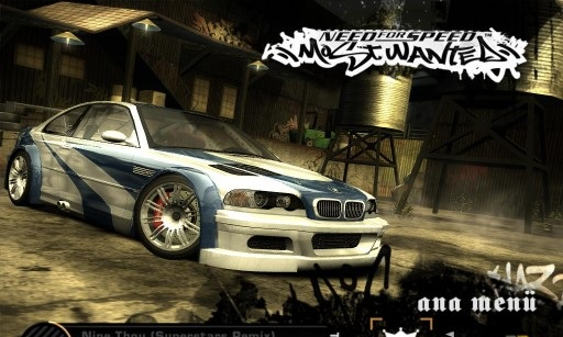 Nfs Most Wanted Türkçe Yama