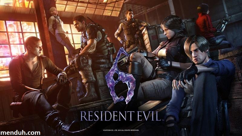 Resident Evil 6 Türkçe Yama