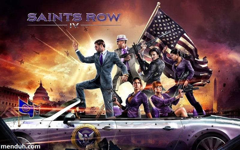 Saints Row 4 Türkçe Yama