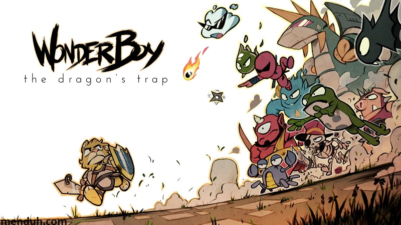 Wonder Boy The Dragons Trap Türkçe Yama