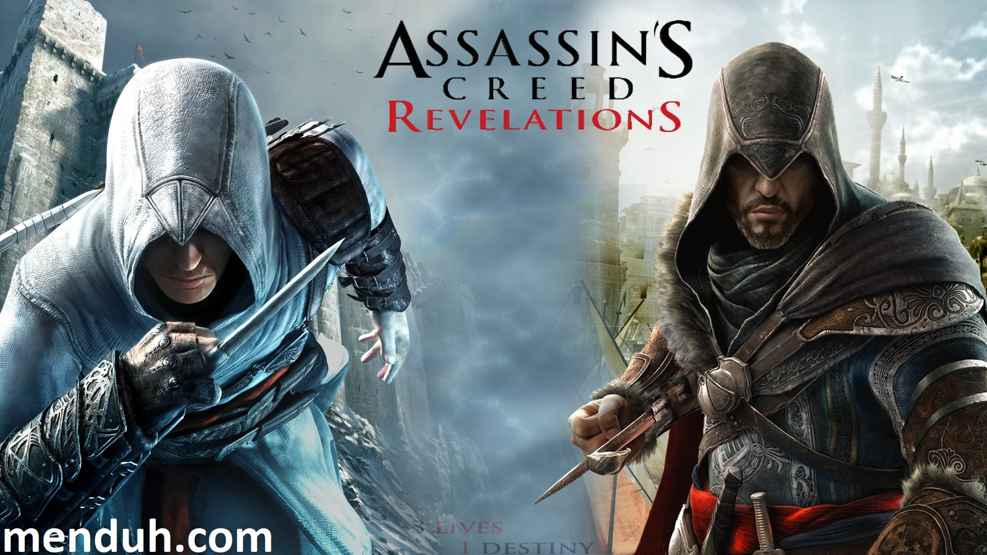Assassins Creed Revelations Türkçe Yama