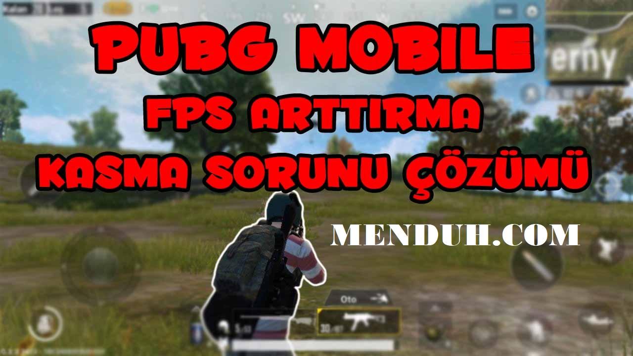 Pubg Mobile Kasma Sorunu
