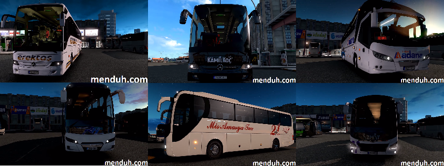 ETS 2 Otobüs Modu