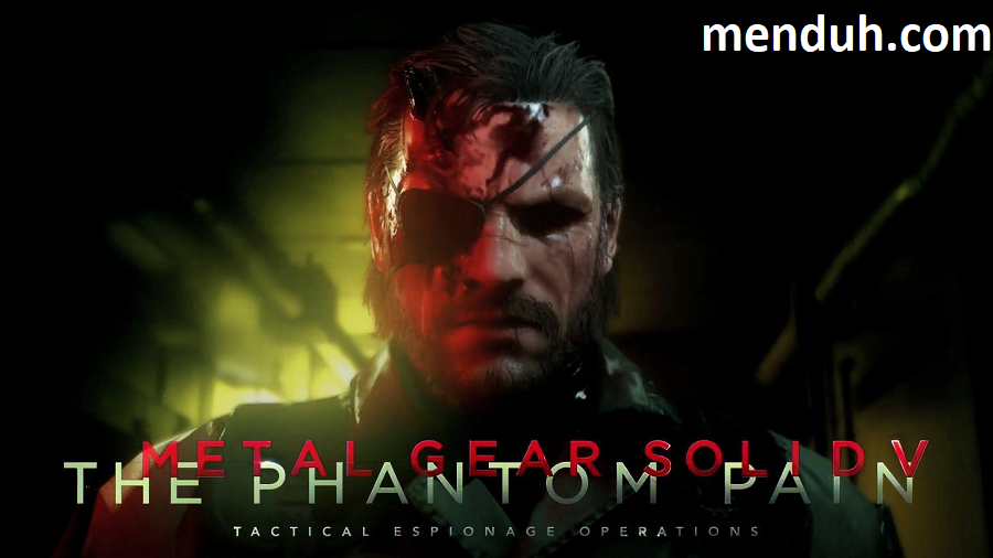 Metal Gear Solid 5 The Phantom Pain Türkçe Yama
