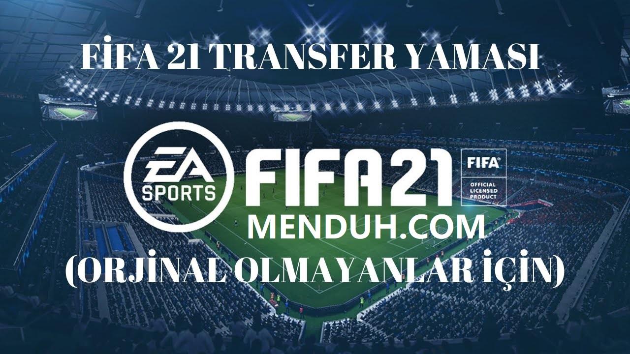 Fifa 21 Transfer yaması