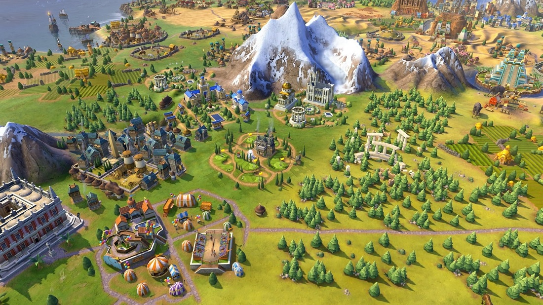 Civilization 6 Hileleri