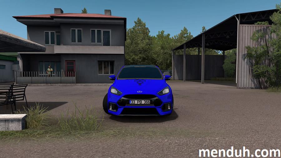 ETS 2 Ford Focus Modu 1.39