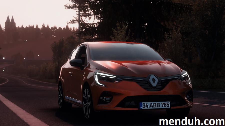 ETS 2 Renault Clio Modu 1.40