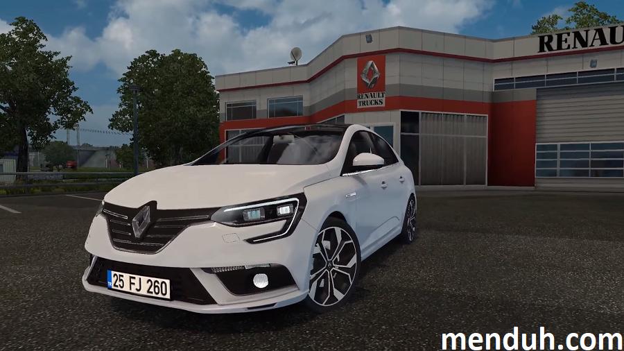 ETS 2 Renault Megane Modu 1.40