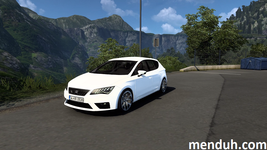 ETS 2 Seat Leon Modu 1.40