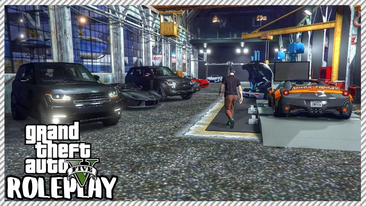Gta 5 Story Role Play Modu