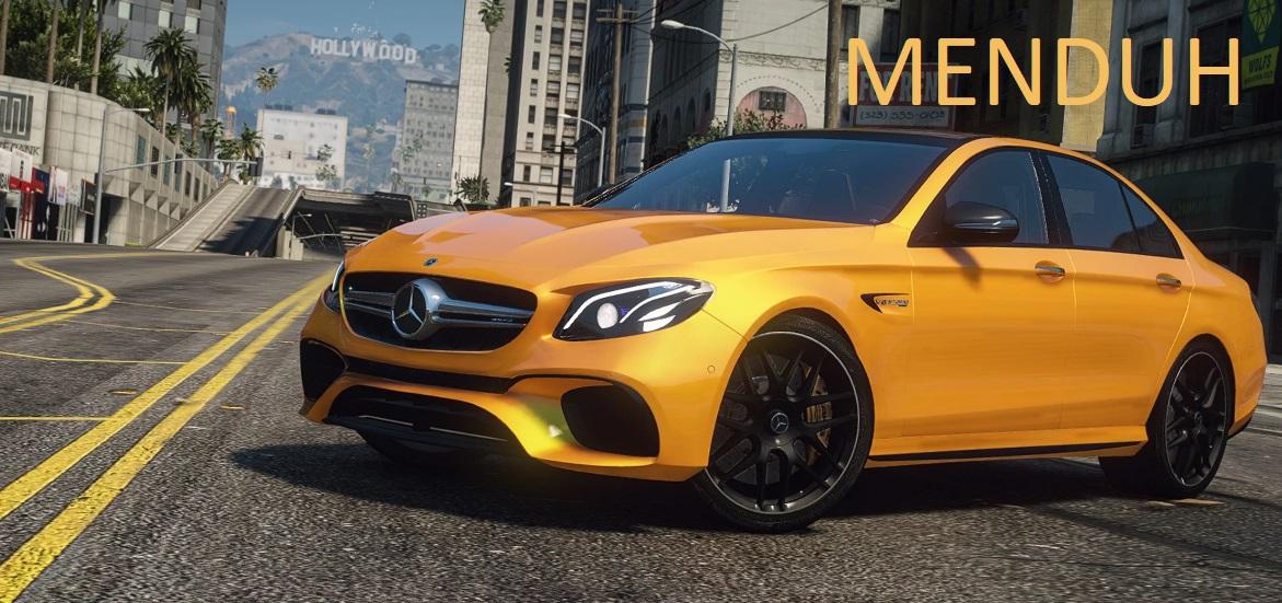 GTA 5 Mercedes E63 S Modu – Otomatik Kurulum