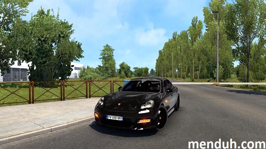 ETS 2 Porsche Modu 1.40